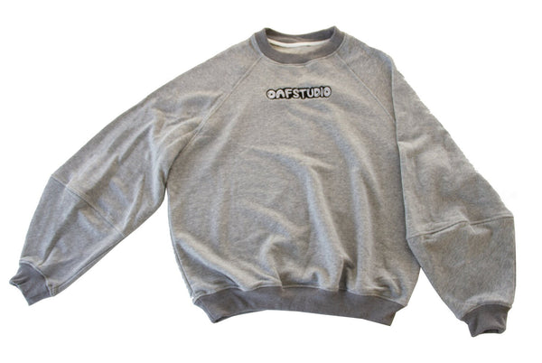 Grey OAFSTUDIO Jumper