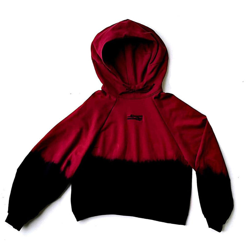 GIVE ME SPACE Hoodie/ Red