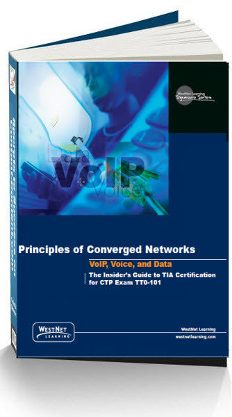 Principles of Converged Networks: VoIP, Voice and Data  Study Guide