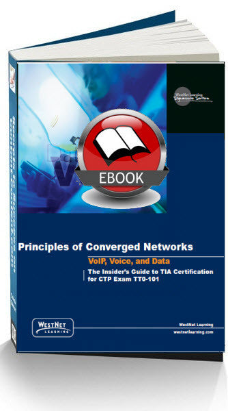 Principles of Converged Networks: VoIP Voice and Data eBook