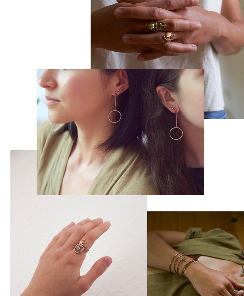 Laurel Hill Jewelry // Elements