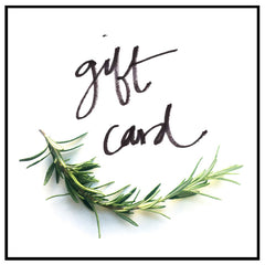 Laurel Hill Jewelry Gift Card