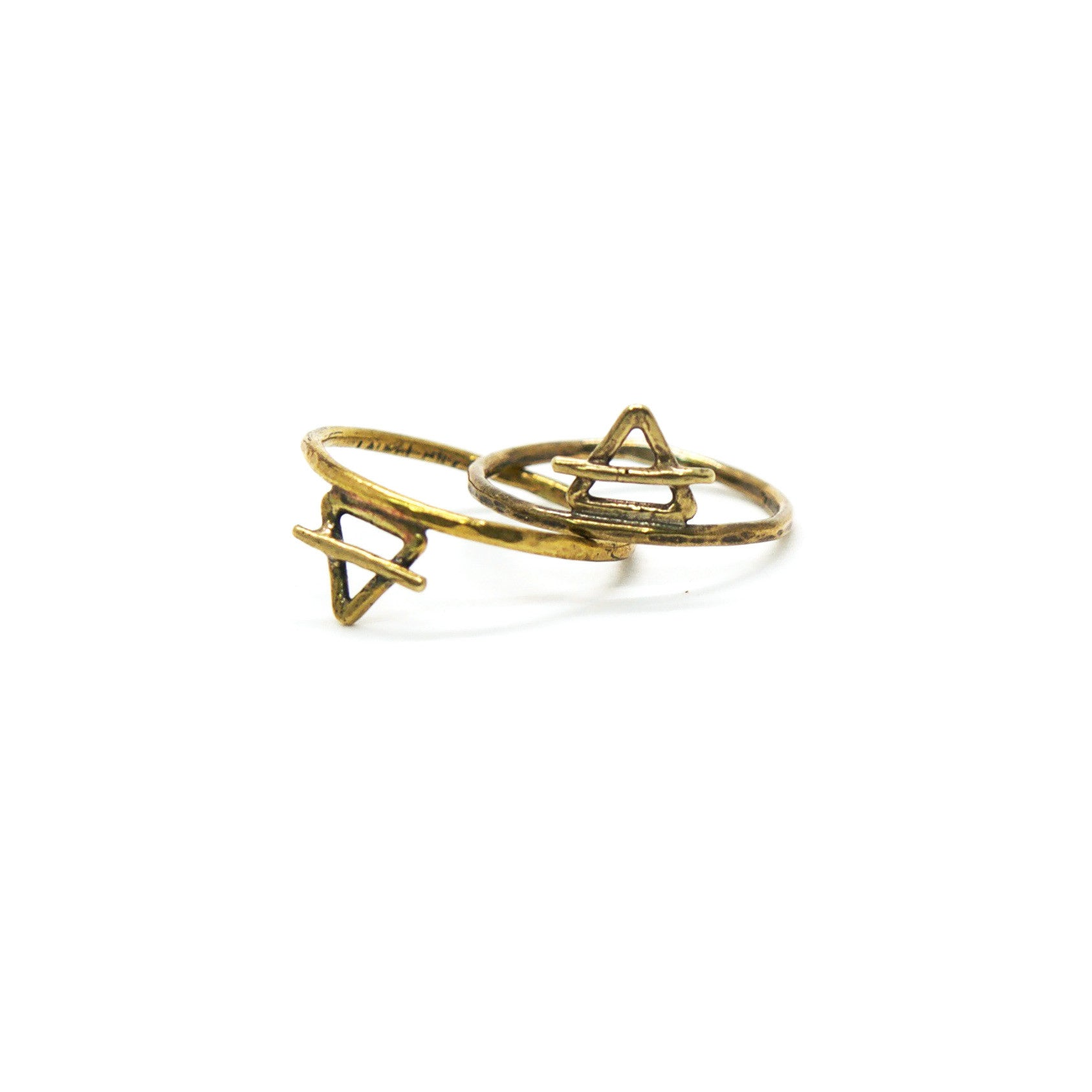 Element Ring // Air & Earth {wholesale}