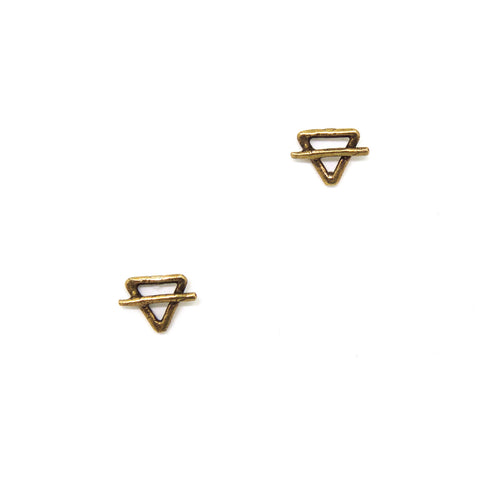 Element Studs // Earth