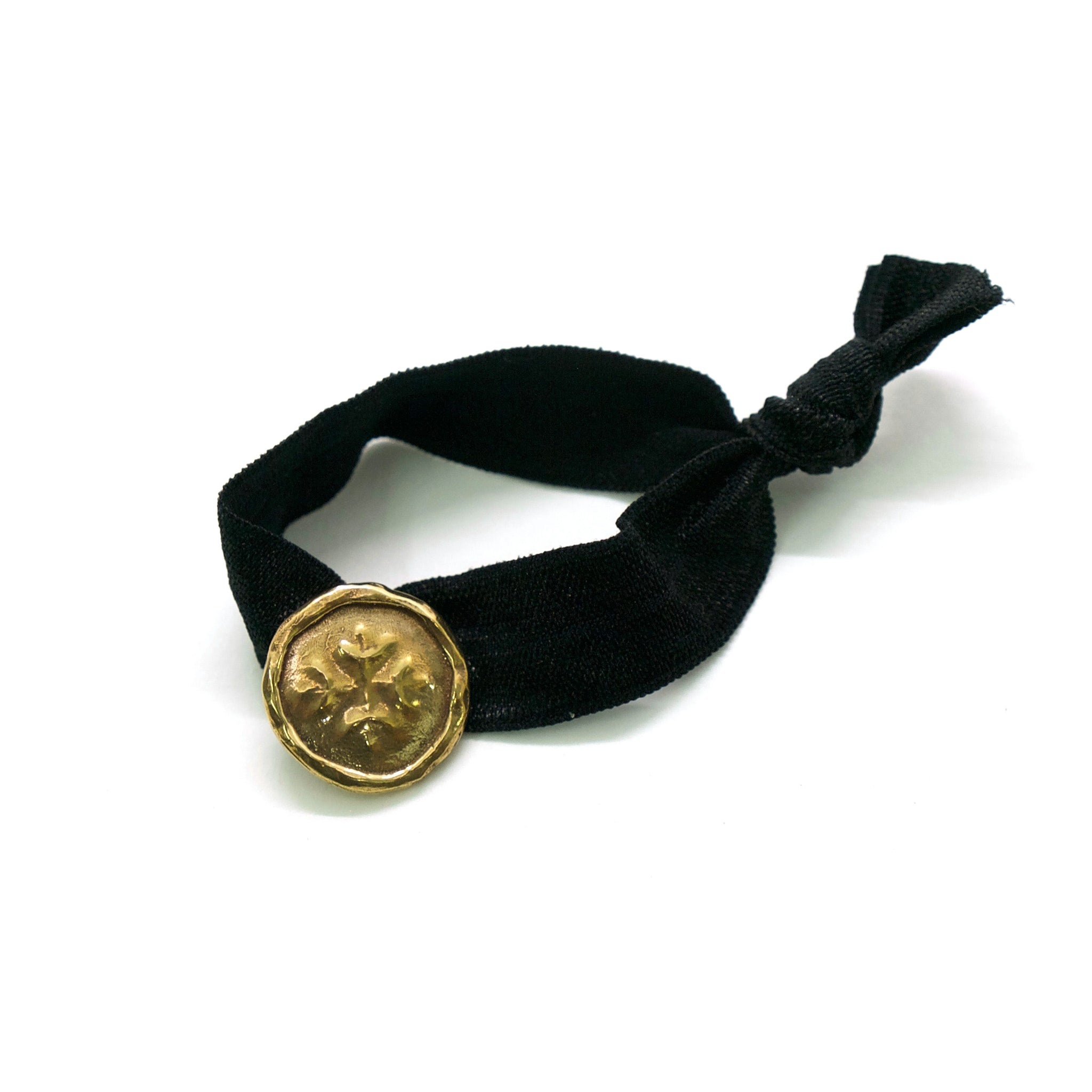 Medallion Hair Tie {wholesale}