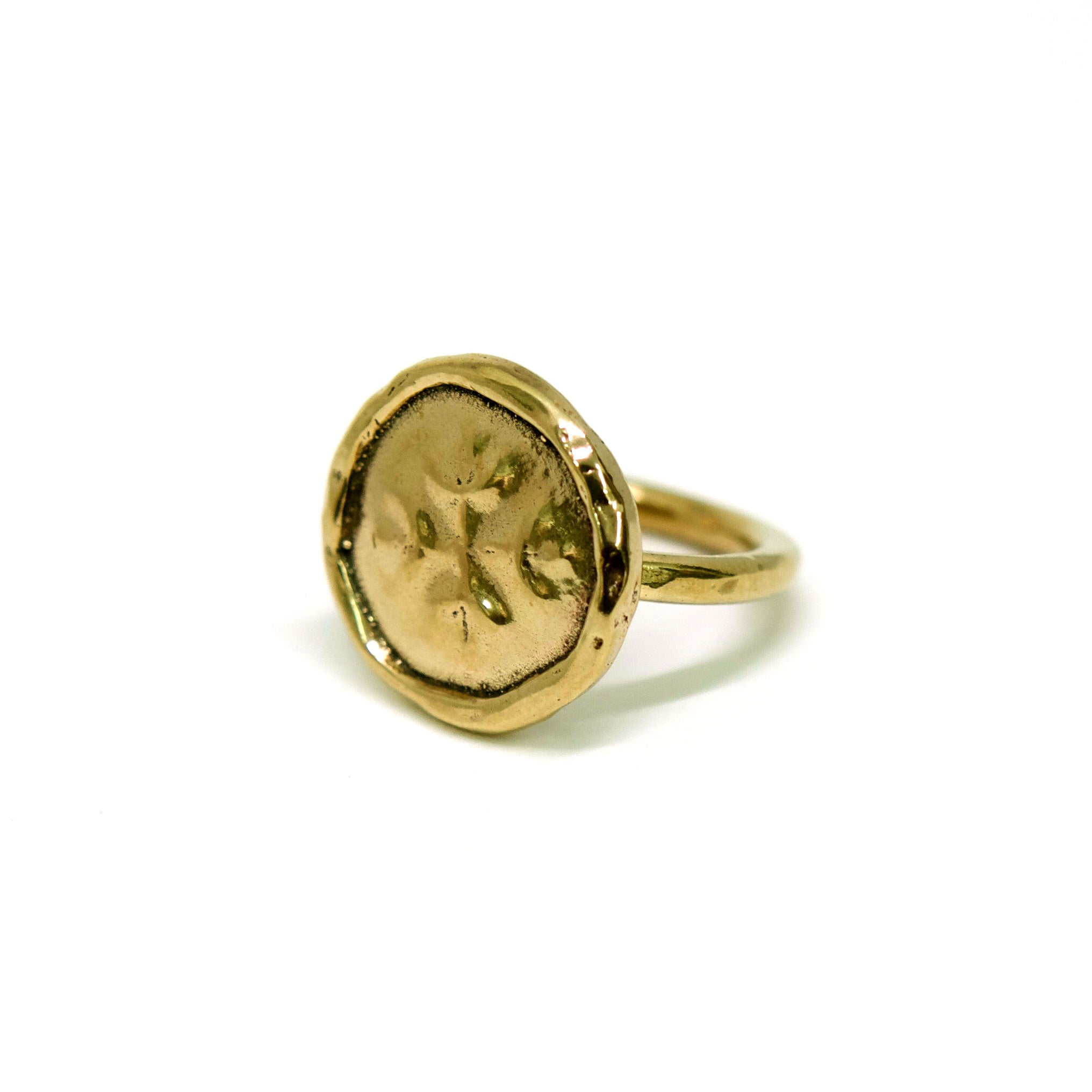 Medallion Ring {wholesale}