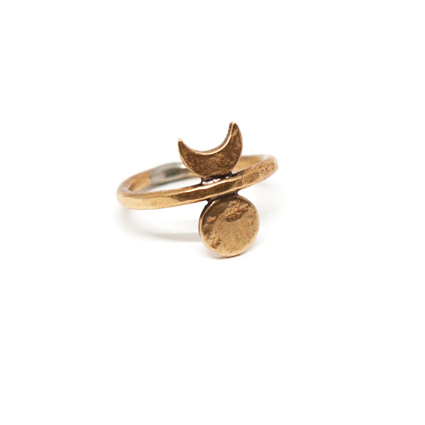 Moon Phase Ring {wholesale}