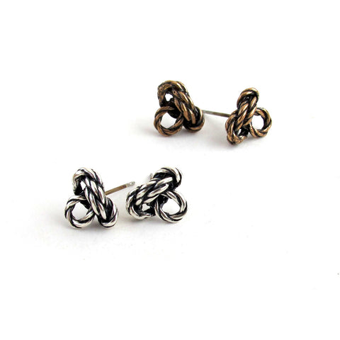 Climber's Knot Earrings