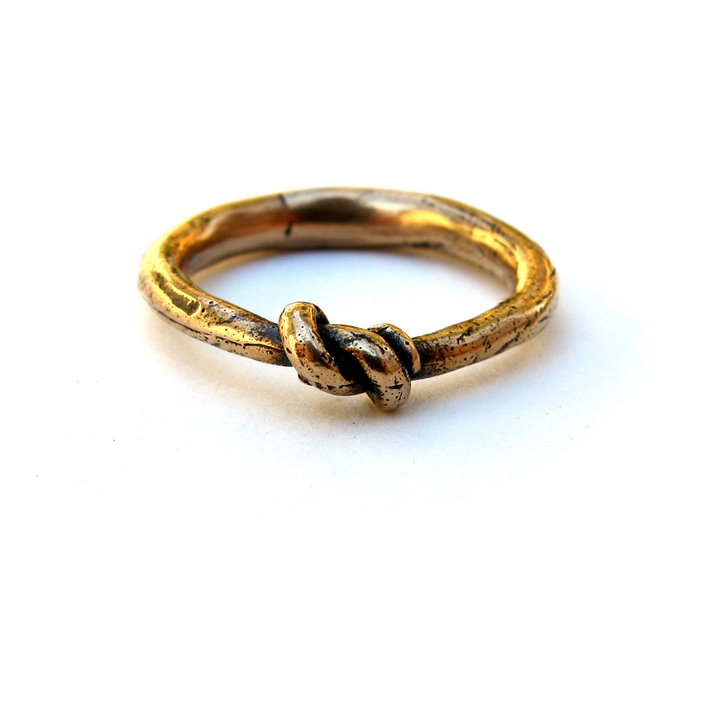 Small Knotted Ring {wholesale}