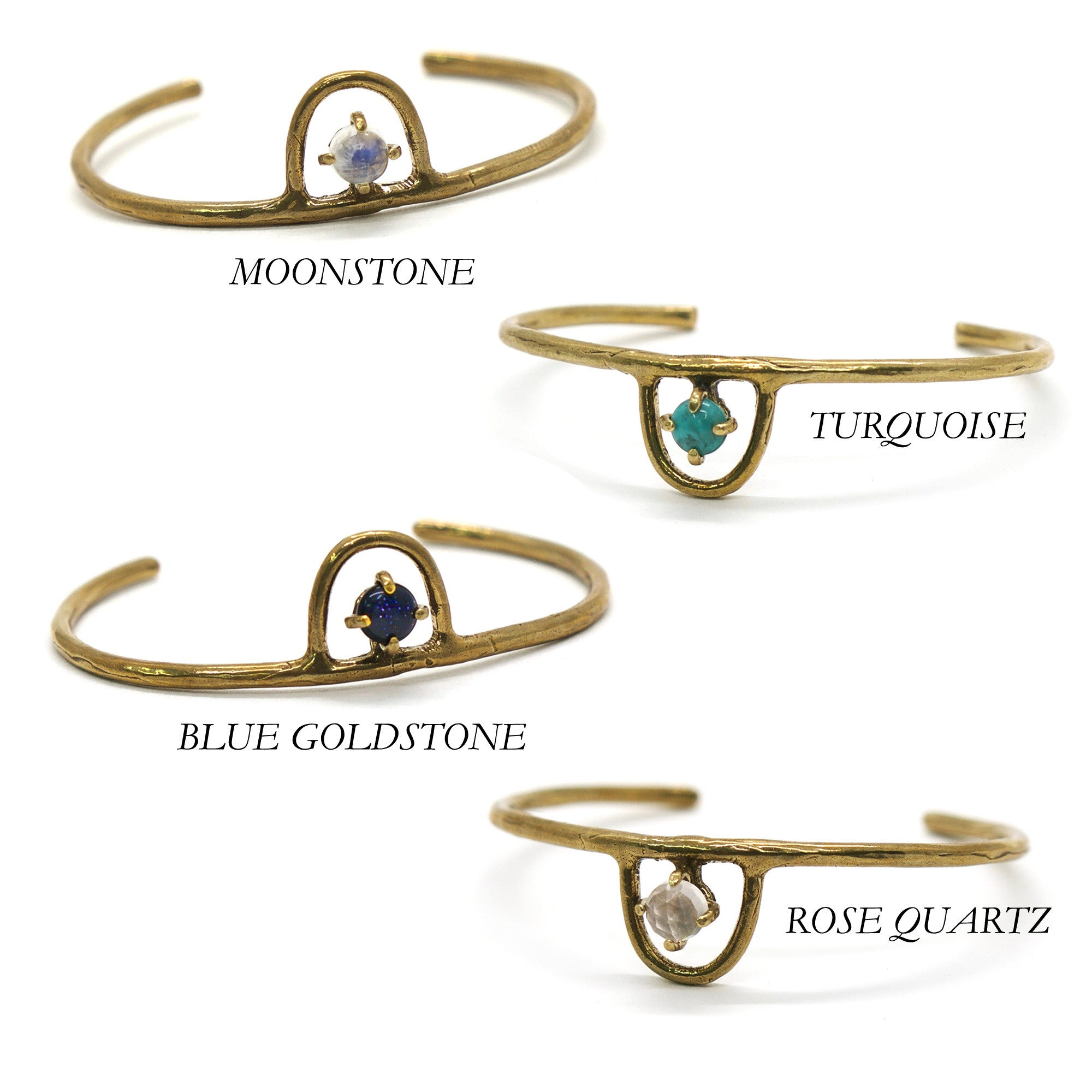 Zodiac Birthstone Cuff {wholesale}