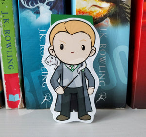 Evil Wizard Magnetic Bookmark