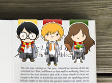 Load image into Gallery viewer, Harry Potter Bookmark Set 1.0
