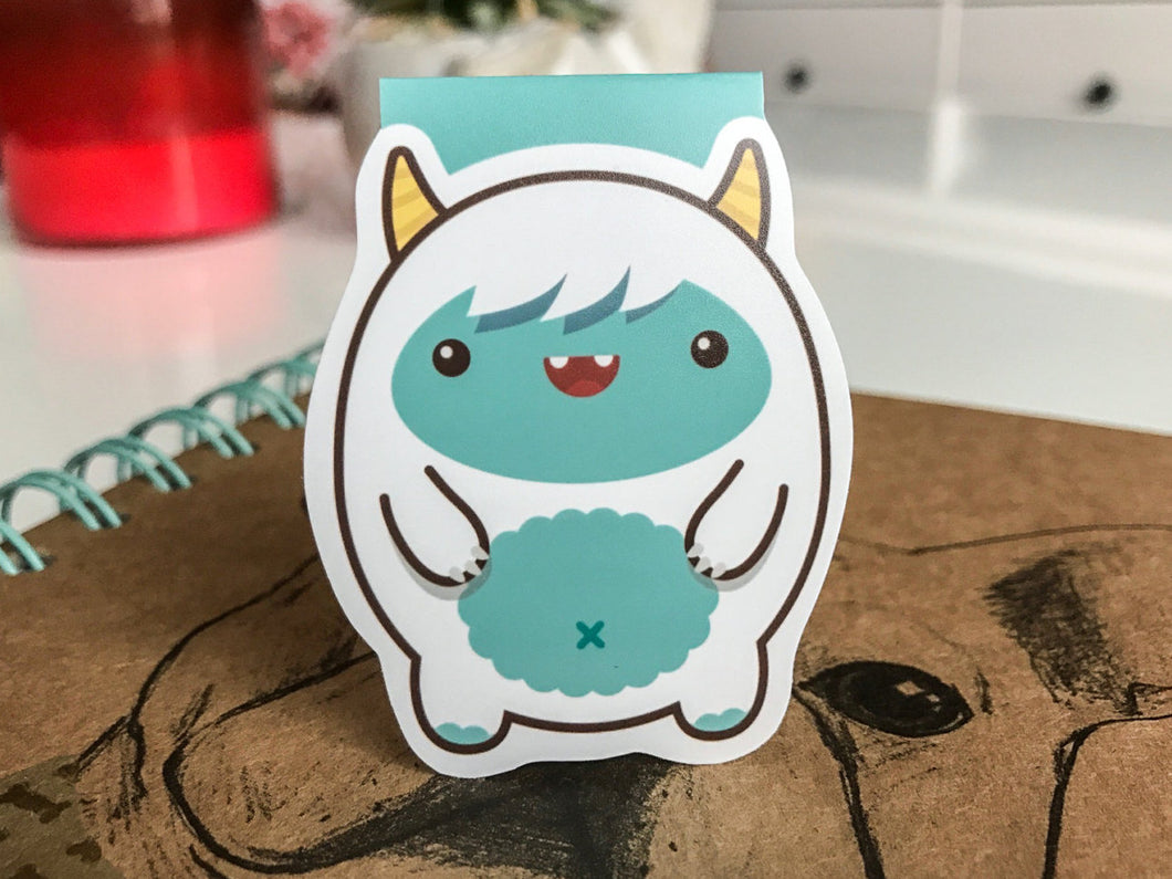 Yeti Magnetic Bookmark