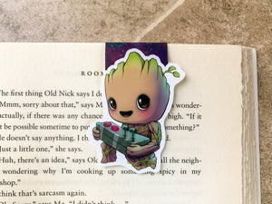 Baby Tree Magnetic Bookmark