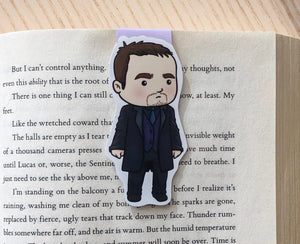 King of Heck Magnetic Bookmark
