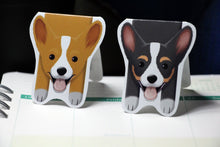 Load image into Gallery viewer, Corgi Magnetic Bookmark
