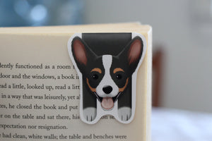 Corgi Magnetic Bookmark