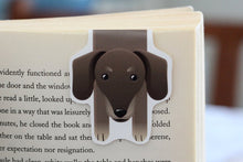 Load image into Gallery viewer, Dachshund Magnetic Bookmark