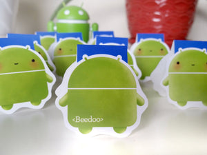 Android Magnetic Bookmark