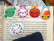 Load image into Gallery viewer, Sweet tooth magnetic bookmarks set