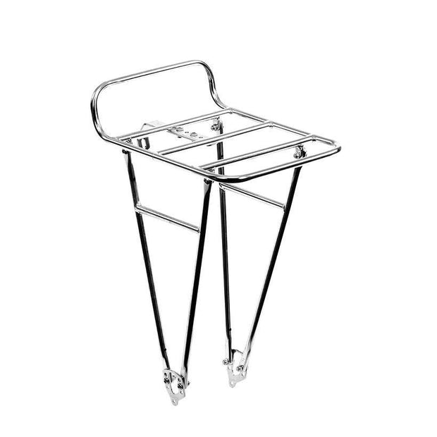 Commuter front rack chroom medium