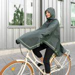 Weathergoods Imbris Rain Poncho Green S/M - Florismoo Essentials & Mobility