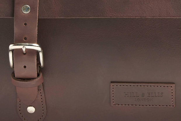 Hill & Ellis Citybag Oscar detail