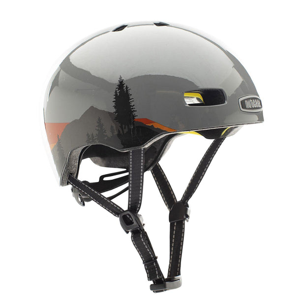 Nutcase Street Mt. Hood Gloss MIPS helm Small