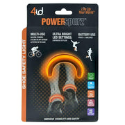 4id Power Spurz LED verlichting oranje - Florismoo Essentials & Mobility