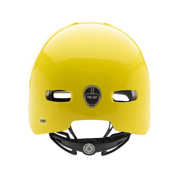 Nutcase Street Sun Day Solid Gloss MIPS helm Large achterzijde