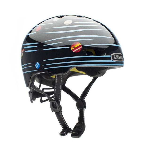 Nutcase Little Nutty Defy Gravity Reflective MIPS Helm XS