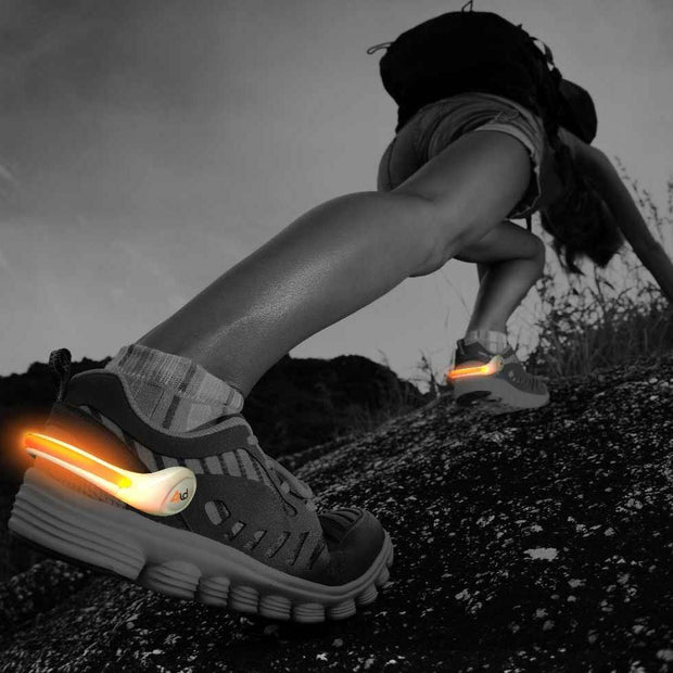 4id Power Spurz LED verlichting oranje hiker