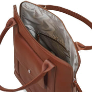 Weathergoods urban shopper brown