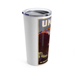 Axis and Allies United Tumbler, 20oz | Dean's Army Guys
