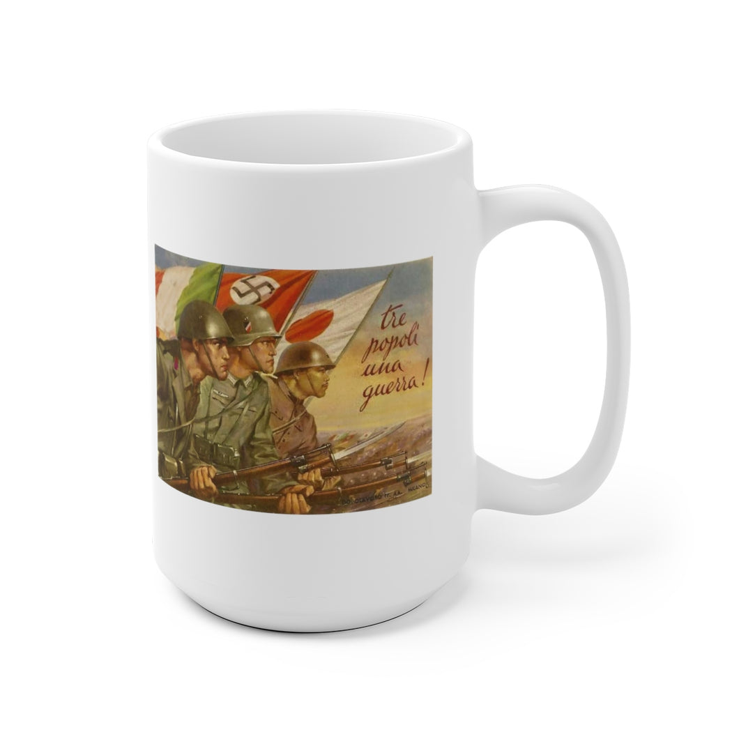 Axis United World War 2 Axis and Allies Ceramic Mug
