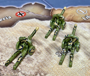 French Artillery Pack (OOB) x3