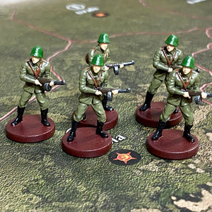 Russian Infantry Pack (OOB) x1