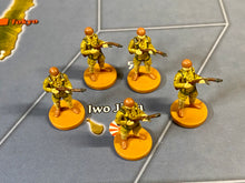 Load image into Gallery viewer, Japanese Paratrooper Infantry Pack (HBG) x5