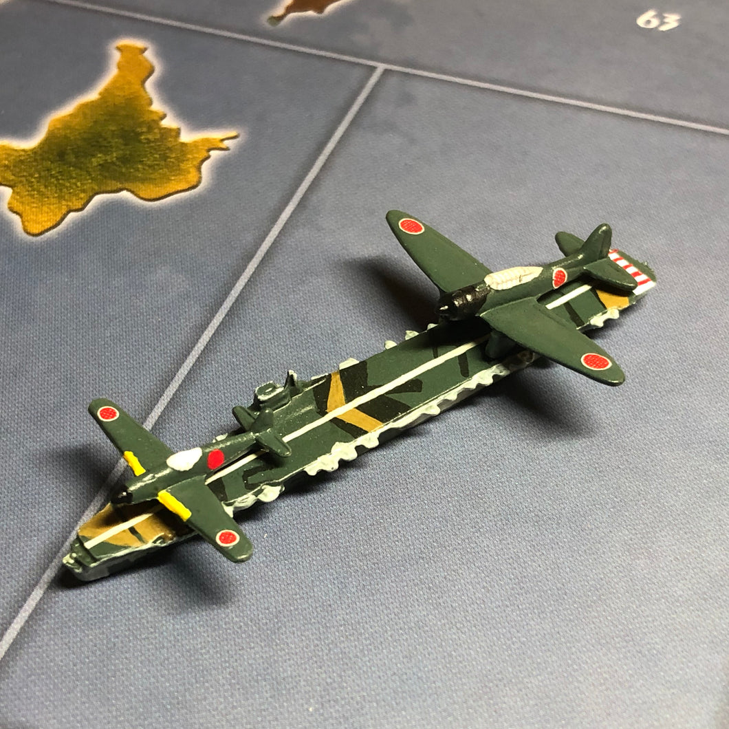 Japanese Carrier, Fighter, Tactical Bomber Battlepack