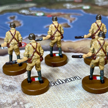 Load image into Gallery viewer, Italian Infantry x5 OOB Sculpts