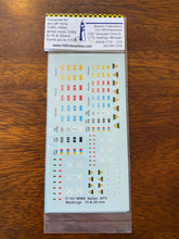Load image into Gallery viewer, Decals- Italian WWII Unit Markings  | 15mm- 20mm Armor | IT-101