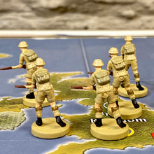 Load image into Gallery viewer, British Infantry x1 (Axis and Allies Out of Box Units)