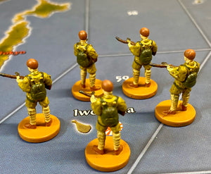 Japanese Paratrooper Infantry Pack (HBG) x5