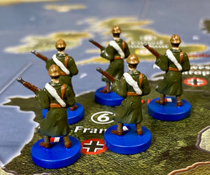 French Infantry Pack (OOB) x5