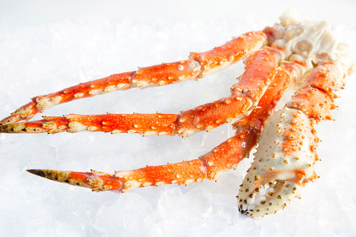 Boiled King Crab Leg 700-900gm/pkt