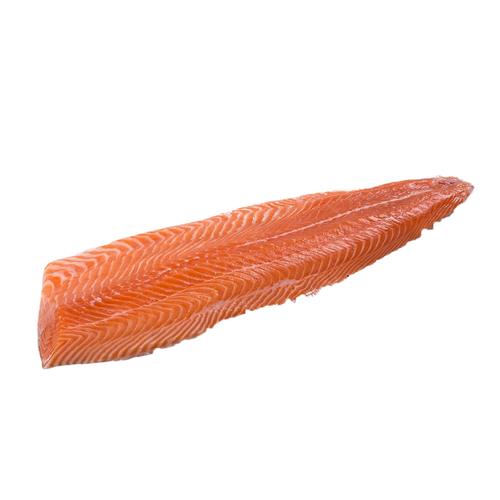 Fresh Salmon Fillet (Sashimi Grade; Skinless) 1.2-1.4kg/Fillet