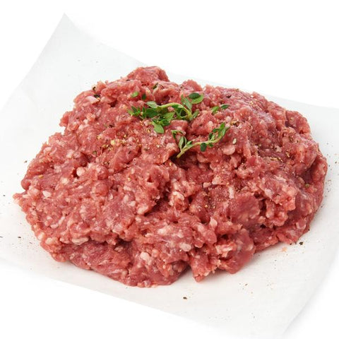 Chilled Beef Mince Grass Fed 250gm