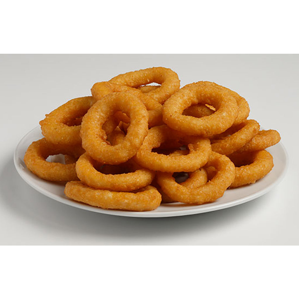 Frozen Breaded Onion Rings 907gm