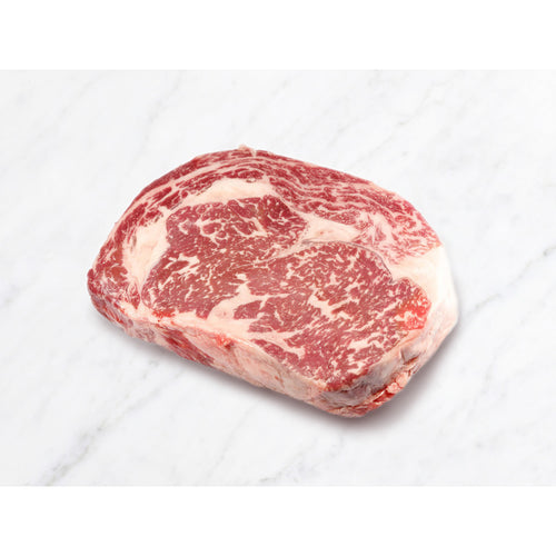 Frozen Wagyu Beef Ribeye MB3/5 Portion Cut 180-220gm