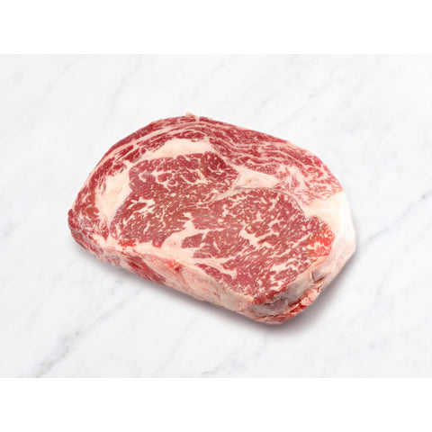 Frozen Wagyu Beef Ribeye MB4/5 Portion Cut 2cm 250-300gm